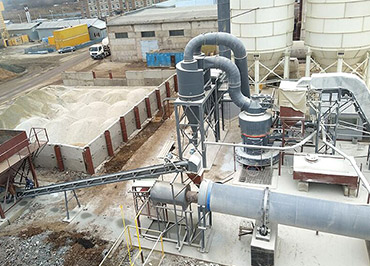 18-22tph MTW175Z Grinding Plant for limestone processing in Russia