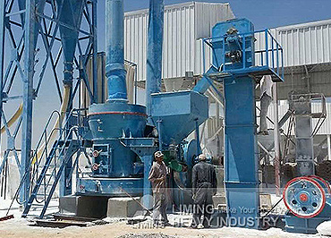 7tph T130X Grinding Plant for limestone in Egypt