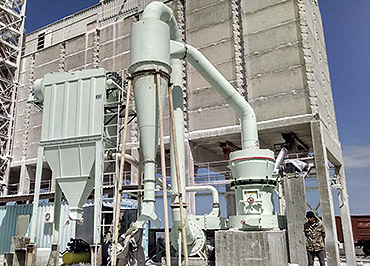 4tph TGM100 Grinding Plant for hydrated lime processing in Uzbekistan