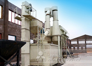 Limestone MW Series Micro Powder Mill in Kenya