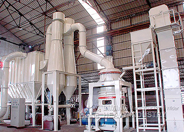 8tph limestone MW Series Micro Powder Mill in Saudi Arabia