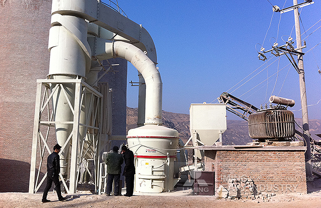 9tph MTW138 Grinding Plant for coal powder processing in Jiangxi, China
