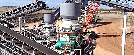 Stationary Crushing & Screening