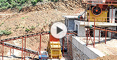 Stone Crushing Line in Hubei Province,Central China