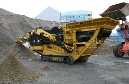 Crusher Equipment Supply Services launches the Western Retek.