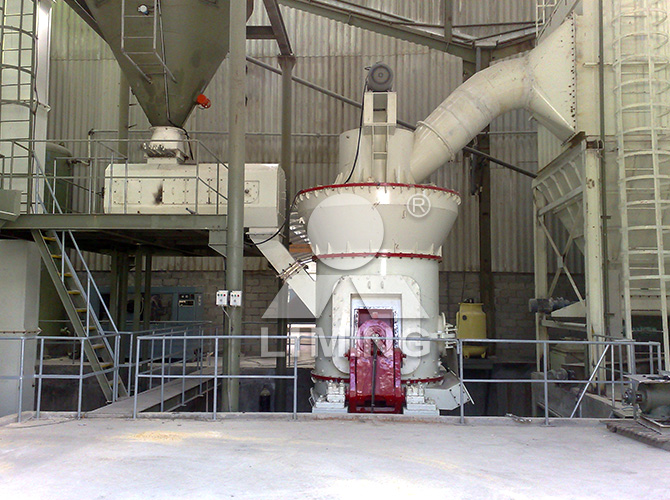 silica grinding mill dry processing production line