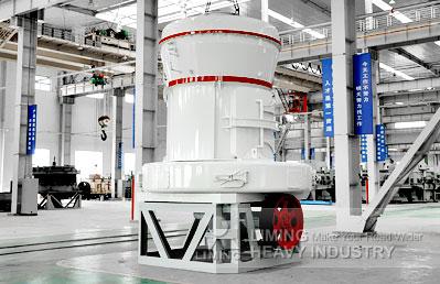 MTW European Type Trapezium Mill