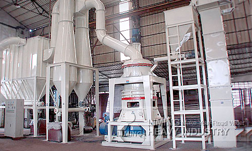 The case of T130X Superfine Grinding Mill