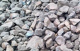 El plan de trituración y procesar los minerales de hierro