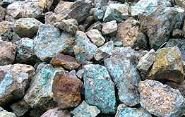 El plan de trituración y procesamiento de los minerales de cobre