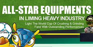 Crushing and grinding equipments' World Cup