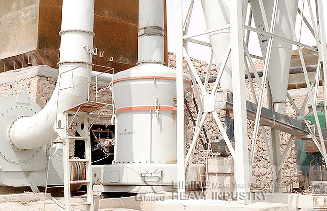 Calcium Carbonate Grinding Mill MTW138 in the Philippines
