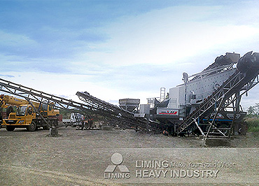 Mobile HPT300 Hydraulic Cone Crusher Plant in Papua New Guinea