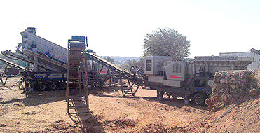 Limestone Crusher for Concrete Construction Aggregate, Mobile Crushing for Processing Limestone, Mobi
