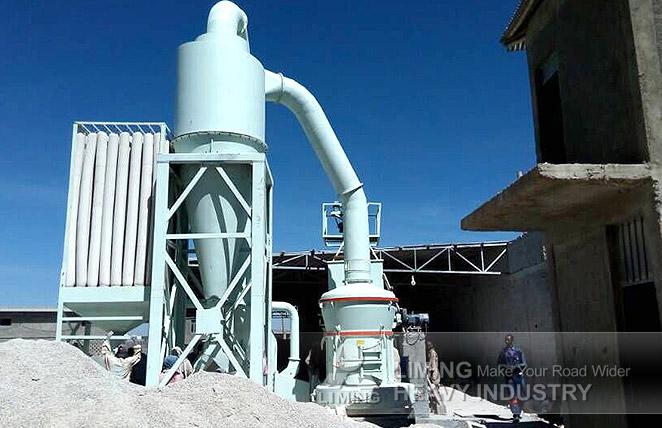100 Mesh Dolomite Grinding Mills MTW 110 in Ethiopia