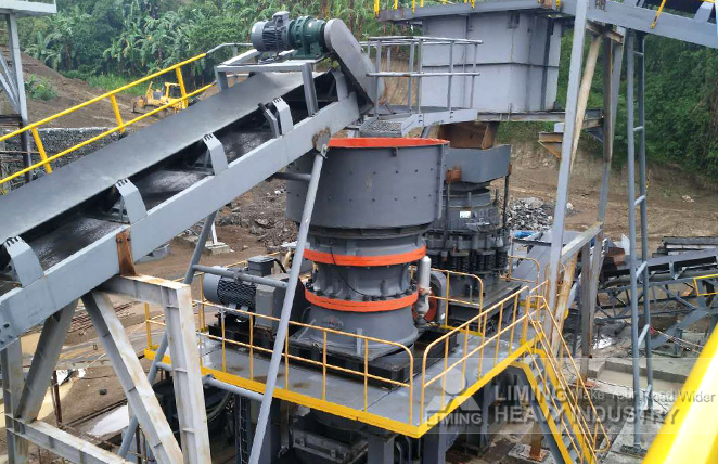 4500tpd magnetite ore processing project in Gua Musang, Malaysia