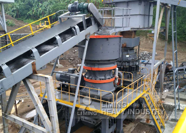 The Magnetite Ore Processing Project In Gua Musang, Malaysia