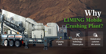 LIMING Mobile Crushing Plant