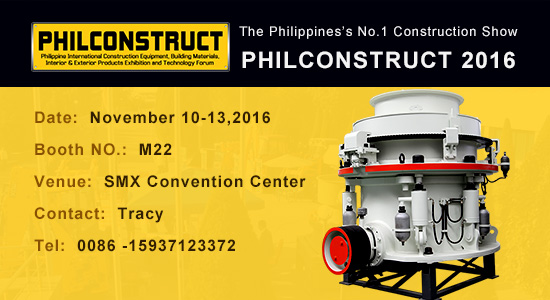PHILCONSTRUCT 2016-The largest construction show in the Philippines