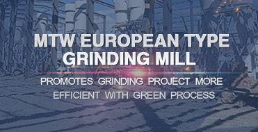 MTW European Trapezium Mill, upgrade products of Raymond mill