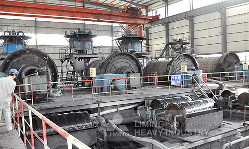 IRON ORE CRUSHING & PROCESSING PLANT picturer