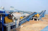 Stone crushing plant in Viet Na