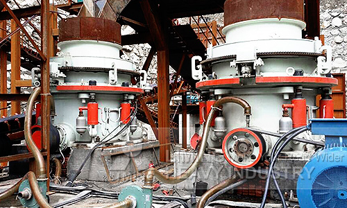IRON ORE CRUSHING & PROCESSING PLANT