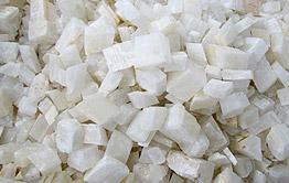 El plan de trituración y tratamiento del Carbonato de calcio