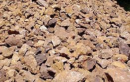 El plan de trituración y tratamiento de granito.