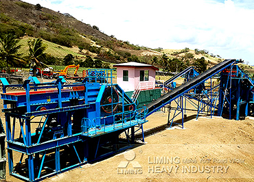 PYB1200 Cone Crusher for crushing andesite in Indonesia