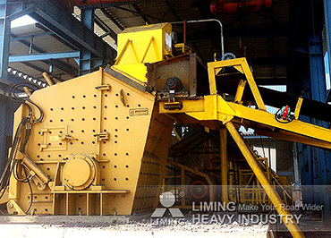 European Impact Crusher for Cop