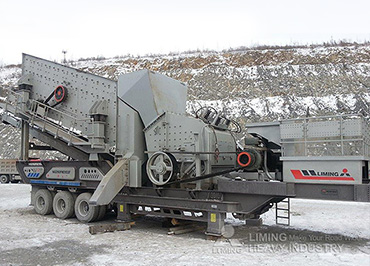 100tph river stone Mobile crushing lines in Kyrgyzstan