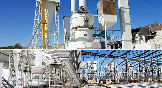 Liming Heavy Industry designed 8-10 tons 325 mesh heavy calcium powder production technology and equipment selection