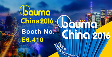 Bauma China 2016 The success story continues