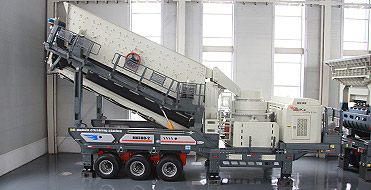100-600t/h Mobile Crushing Plant,Mobile Crusher