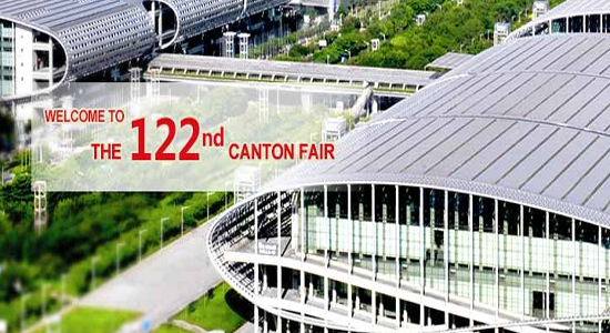 Welcome to the 122nd Autumn Canton Fair