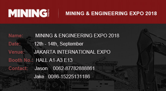 MINING & ENGINEERING EXPO 2018