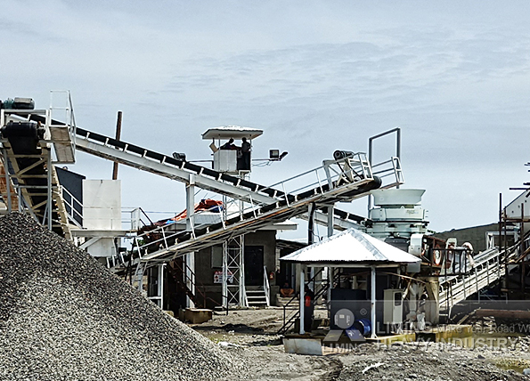 300tph river rock crushing line in Bugasong, Philippines