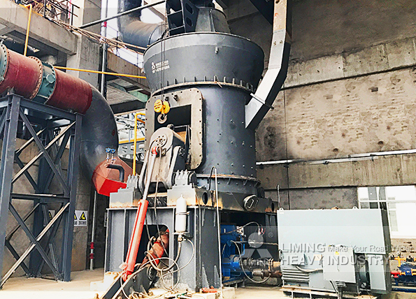 30tph coal powder grinding line in Shandong, China