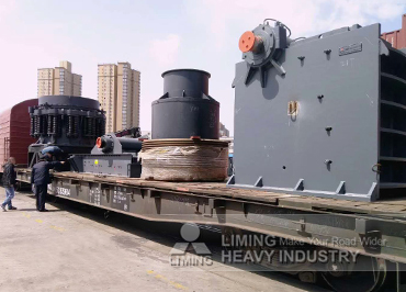 200tph iron ore crushing line in Kazakhstan