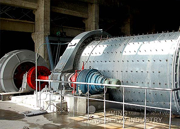 Ball mill for iron ore beneficiation in India