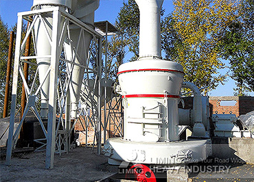 18-20tph barite MTW175 Grinding Plant in Iran