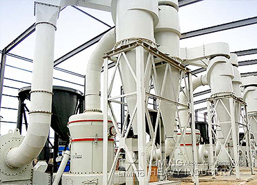 Calcium carbonate powder production line in Mexico