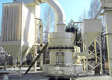 5tph TGM160 Grinding Plant for cement clinker in Russia