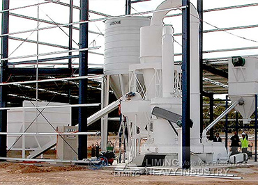 Kaolin powder grinding plant in
