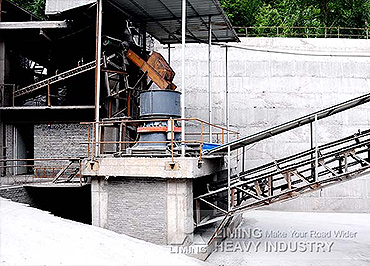 <b>River stone sand production line in Pakistan</b>