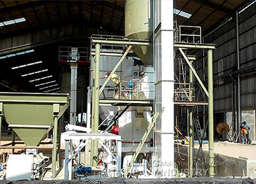 7-11tph slag processing for cement production in India