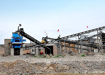 Stone crushing plant for concrete mixing in Vietnam