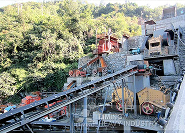 <b>120 t/h river stone sand making line in Ulan-Ude, Russia</b>