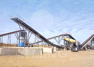 200tph granite crushing line in Sri Lanka